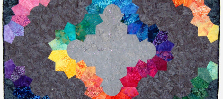 Batik Lovers Quilt by Cindy Thury Smith