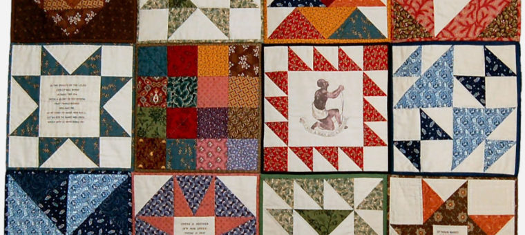 Potholder Quilt by Cindy Thury Smith