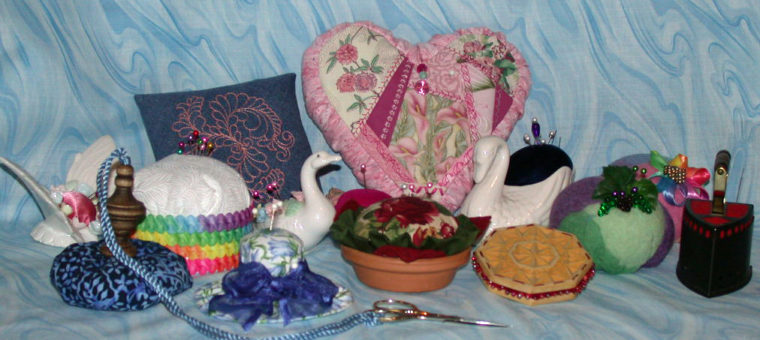 Pincushion Class by Cindy Thury Smith