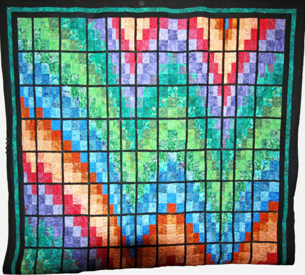 Bitch of a Bargello by Cindy Thury Smith